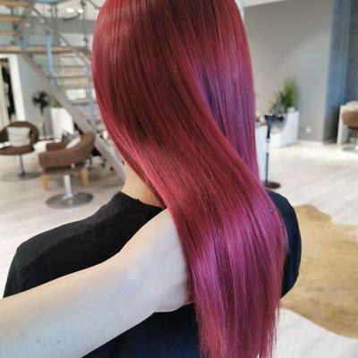 Studio7byCona Beauty Red Hair